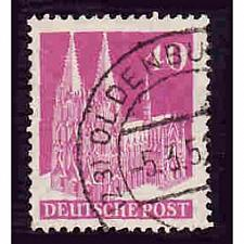 Buy German Used Scott #651a Catalog Value $.45