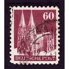 Buy German Used Scott #654 Catalog Value $.45