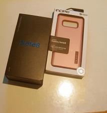 Buy Near Mint 64gb Unlocked AT&T Galaxy Note 8 SM-N950U Bundle!