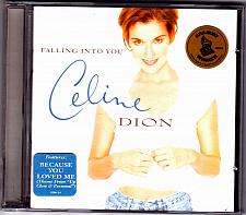 Buy Falling into You by Céline Dion CD 1996 - Very Good