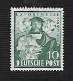 Buy German Hinged NG Scott #662 Catalog Value $1.10
