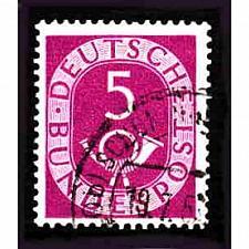 Buy German Used Scott #672 Catalog Value $.30