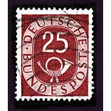 Buy German Used Scott #678 Catalog Value $5.25