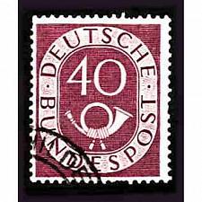 Buy German Used Scott #680 Catalog Value $.65
