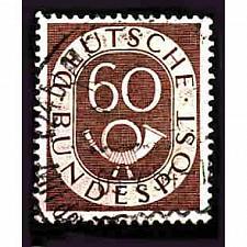Buy German Used Scott #682 Catalog Value $.55