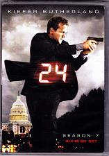 Buy 24 - Complete 7th Season DVD 2009, 6-Disc Set - Very Good