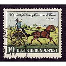Buy German Used Scott #692 Catalog Value $2.25