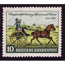 Buy German Hinged Scott #692 Catalog Value $2.75