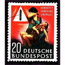 Buy German Used Scott #694 Catalog Value $4.50