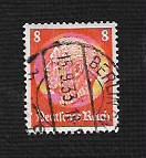 Buy German Used Scott #404 Catalog Value $.80