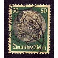 Buy German Used Scott #411 Catalog Value $2.40