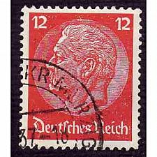 Buy German Used Scott #422 Catalog Value $.40
