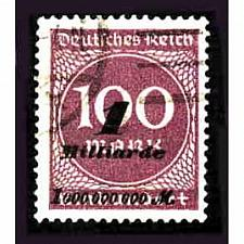 Buy German Used Scott #310 Catalog Value $29.00