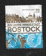 Buy German Used Scott #3043 Catalog Value $.85