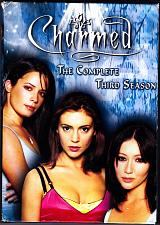 Buy Charmed - Complete 3rd Season DVD 2005, 6-Disc Set - Very Good