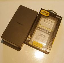 Buy Excellent 9/10 Blue Unlocked Samsung S8 G950U1 Bundle! Warranty 10/19
