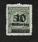 Buy German MNH Scott #321 Catalog Value $4.86