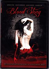 Buy A Blood Story DVD 2015 - Like New