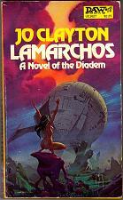 Buy Lamarchos - Diadem by Jo Clayton - UE1627 Paperback Book - Very Good