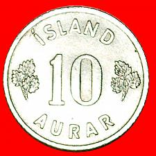 Buy + GREAT BRITAIN BIRCH (1946-1969): ICELAND ★ 10 ORE 1958! LOW START ★ NO RESERV