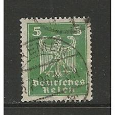 Buy German Used Scott #331 Catalog Value $.40