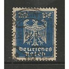 Buy German Used Scott #333 Catalog Value $.40