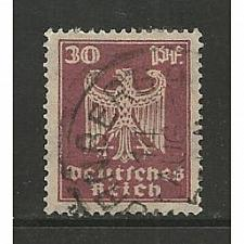 Buy German Used Scott #334 Catalog Value $.45