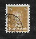 Buy German Used Scott #351 Catalog Value $.40