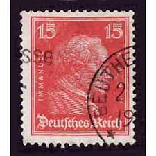 Buy German Used Scott #356 Catalog Value $.40