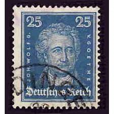 Buy German Used Scott #358 Catalog Value $.90