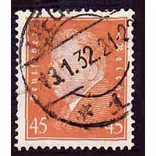Buy German Used Scott #380 Catalog Value $3.00