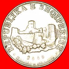Buy + FORTRESS (2009-2013): ALBANIA ★ 10 LEK 2009! LOW START★NO RESERVE!