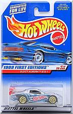 Buy Hot Wheels - Olds Aurora GTS-1: '99 First Editions #5/26 - Collect #911 *Silver*