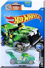Buy Hot Wheels - Rig Storm: X-Raycers #2/10 - #12/250 (2016) *Treasure Hunt*