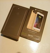 Buy Very Good Jet- Black 32gb Unlocked CDMA/GSM Iphone 7 Plus Bundle!