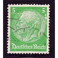 Buy German Used Scott #392 Catalog Value $.60