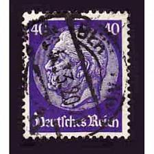 Buy German Used Scott #396 Catalog Value $1.60