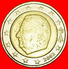 Buy + ALBERT II (1993-2013): BELGIUM ★ 2 EURO 2002! LOW START ★ NO RESERVE!