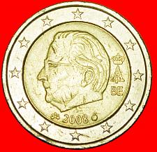 Buy + ALBERT II (1993-2013): BELGIUM ★ 2 EURO 2008! LOW START ★ NO RESERVE!