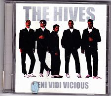 Buy Veni Vidi Vicious by The Hives CD 2002 - Very Good