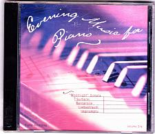 Buy Evening Music for Piano vol#1 by Various Artist CD 1993 - Very Good
