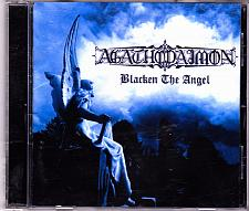 Buy Blacken the Angel by Agathodaimon CD 1998 - Very Good