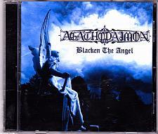 Buy Blacken the Angel by Agathodaimon CD 1998 - Very Good