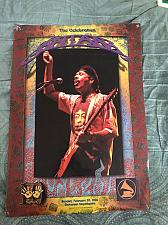 Buy carlos santana the celebration 1996 l.a. rare concert poster