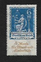 Buy German MNH Scott #B3 Catalog Value $1.00