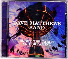 Buy Under the Table and Dreaming by Dave Matthews CD 1994 - Very Good