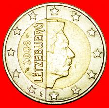 Buy + FRANCE NON-PHALLIC TYPE (2007-2019): LUXEMBOURG ★ 2 EURO 2008! LOW START ★