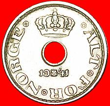 Buy + WARTIME (1939-1945): NORWAY ★ 10 ORE 1941! LOW START★NO RESERVE!