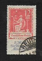 Buy German Used Scott #B4 Catalog Value $24.00