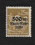 Buy German MNH Scott #B6 Catalog Value $.63